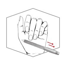 Nagel Formen Feilen spahir Maniküre