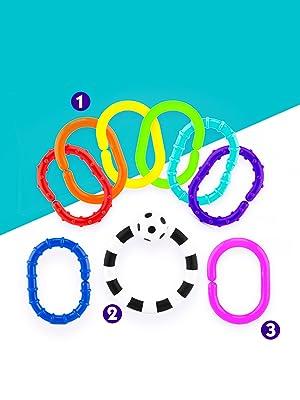 Sassy Ring O Links