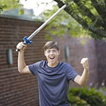 vantage sword; nerf n-force sword; nerf sword; toy sword; foam sword; battle; foam blade; thunder