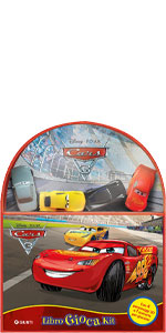 Cars 3. Libro gioca kit. Ediz. a colori. Con gadget