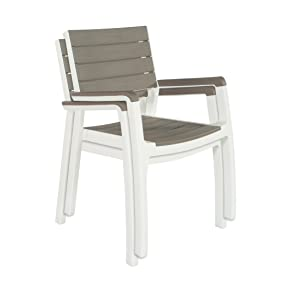 Beau Keter Harmony Patio Outdoor Dining Table And Chairs