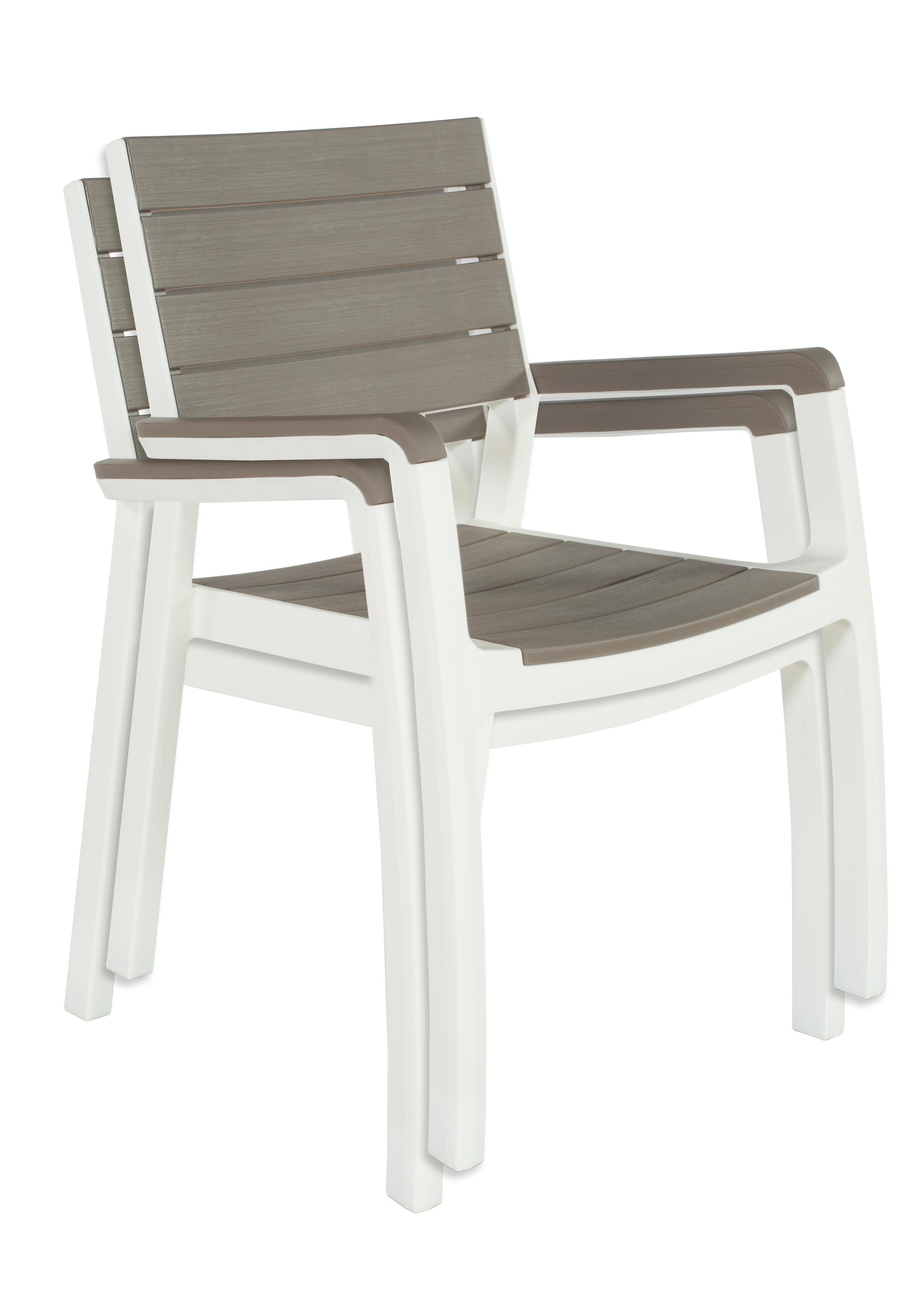 4 Chair Patio Set: Amazon.com : Keter Harmony Indoor/Outdoor Stackable Patio