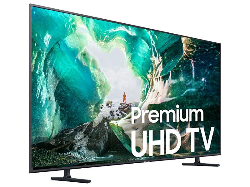 524354b9fe2 Amazon.com  Samsung UN65RU8000FXZA FLAT 65   4K UHD 8 Series Smart ...