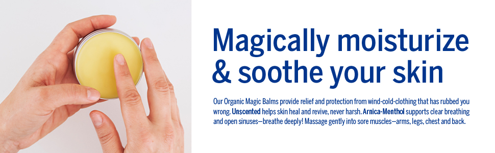 Dr. Bronner's, Magic Balm, Soothe your skin