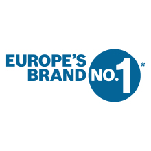 No. 1* in Europe