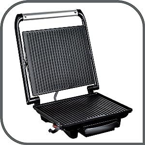Grille-viande et Panineuse électrique Multifonctions Inicio Grill Adjust Tefal GC241D12, imychic
