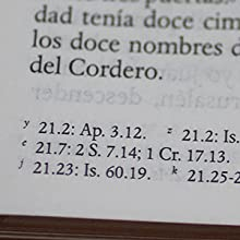 Biblia Reina Valera 1960 tamaño manual