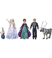Frozen 2 Finale Set