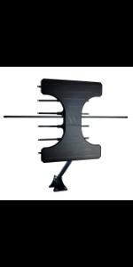flatwave, outdoor, antenna