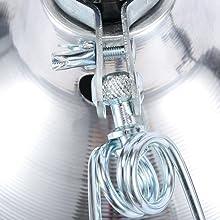 clamp light socket