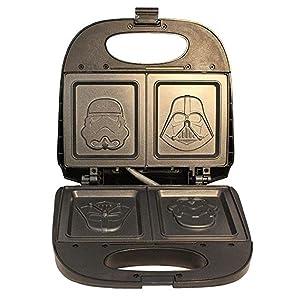 NK Sandwichera de Star Wars edición Darth Vader: Amazon.es: Electrónica