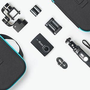 YI 4K Action-Kamera schwarz: Amazon.de: Kamera