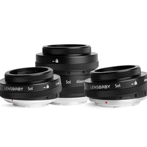 Lensbaby SOL lenses