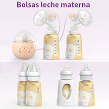Bolsas Leche Materna para el Almacenamiento Pre-Esterilizadas ...