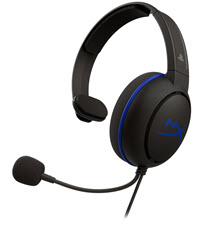 HyperX Cloud Chat - Chat Gaming Headset for PlayStation