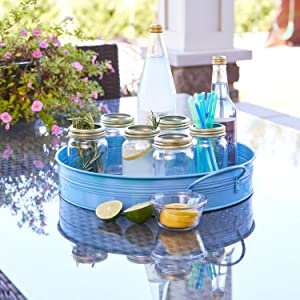 Anchor Hocking, Glass, Glassware, Beverageware, Cannning, Canning Jars, Canning Jar, Canning Jar Mug
