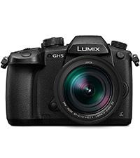 Panasonic LUMIX GH5LK digital camera with lens kit