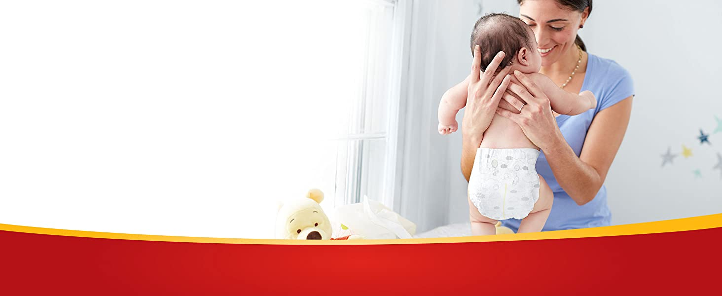 Huggies Little Snugglers Diapers Keep Skin Healthy with Premium Softness