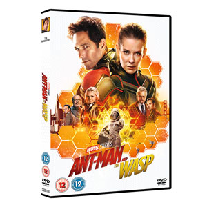 ant man and the wasp Christmas gift dvd blu ray marvel avengers action film movie