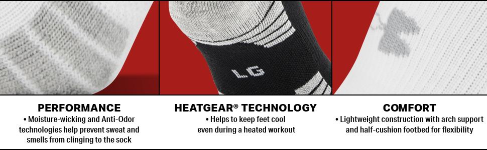 sporting socks; sport socks; under armour; ua; nike; adidas