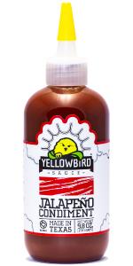 jalapeno yellowbird hot sauce