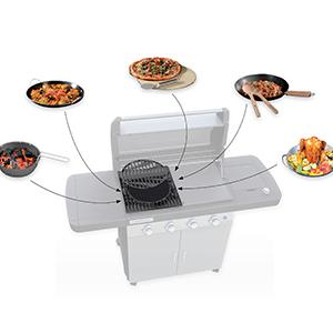 barbecue;gaz;plancha;grille;barbecue portable;mini barbecue;bbq,gaz bbq;inox;bbq de table;barbecue