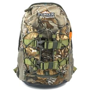 mochila, Pioneer, 975RT, camo, camuflaje, caza, cazador, vanguard