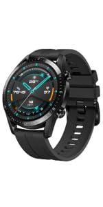 Huawei horloge GT 2; 46 mm; 46; mm; groot; sport; horloge; fitness; smartwatch; smart