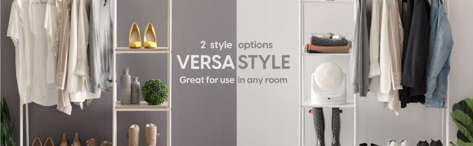 modern white clothing rack, teen furniture, teen room furniture, girl's room furniture