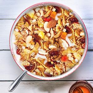 recipe,muesli,fruit,nut,museli
