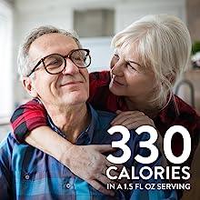 300 calories per serving