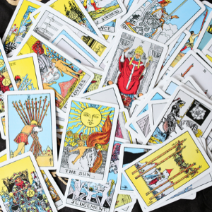 theresa reed; intuition; intuitive tarot; tarot reader; cards; psychic; new age; tarot book;