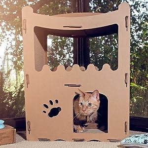 Penthouse Cat House