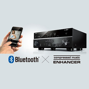 Bluetooth, music streaming, home audio