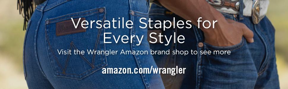 Wrangler Authentics Classic Regular Cotton Jean