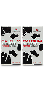 European Secrets Calcium Nail Builder, 0.5 oz