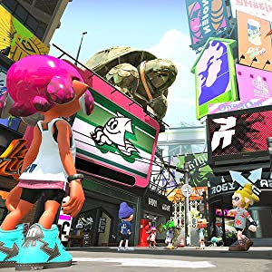 Amazon.com  Splatoon 2 - Nintendo Switch  Nintendo of America  Video ... 45f28f2cee