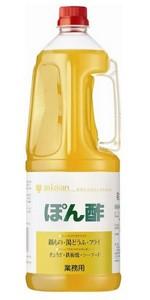 ミツカン ぽん酢(ペットボトル) 1.8L