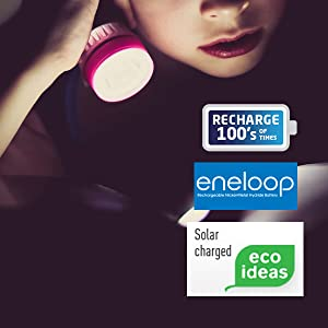 Eneloop Batteries are Perfect for High Drain Devices