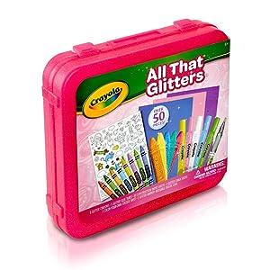 Crayola - Storage Case Keeps It Neat