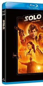 han solo una historia de star wars pack dvd