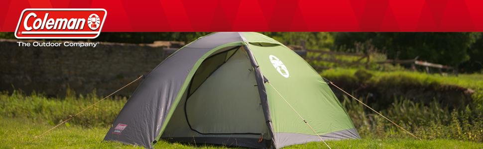 pop up tent coleman waterproofing dome 2 man waterproof camping uv sun shade 4 season