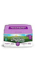 organic baby food, toddler milk, choline