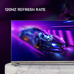 120Hz Panel, 120Hz Refresh Rate
