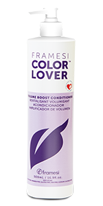 Framesi Color Lover Volume Boost Conditioner, Lusciously lift & strengthen your hair