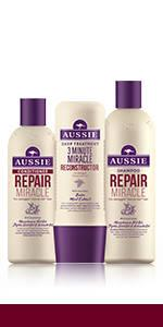 aussie Repair Miracle hair collection