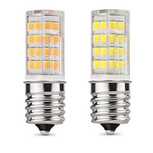Amazon.com: Bombilla LED de cerámica E17 para horno de ...