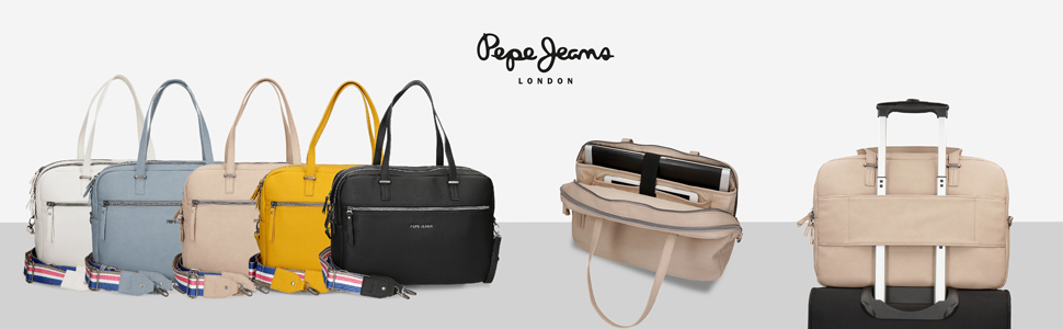 maletines Pepe Jeans