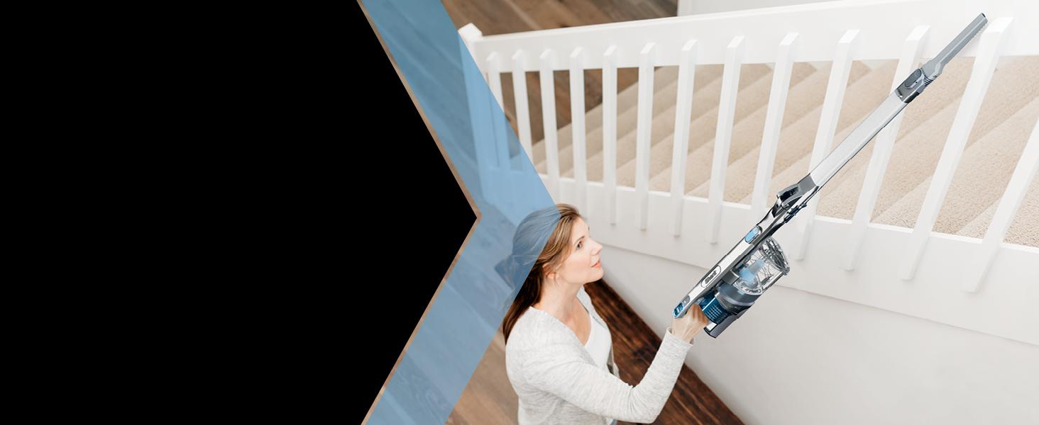 lightweight, above floor reach, removable hand vacuum, lightweight hand vacuum, detachable handvac
