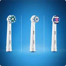 Oral-B Smart 6 6200W Spazzolino Elettrico Ricaricabile con Connessione Bluetooth + 3 Testine di Rica